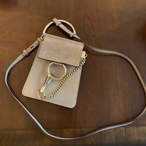 SOLD!!! Chloe Small Faye Bracelet Bag
